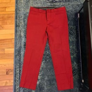 Sassy red pants for work or play!